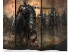 Paraván - Dragon castle II [Room Dividers]